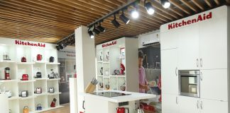 KitchenAid India launches its first brand-new Experience Store in India