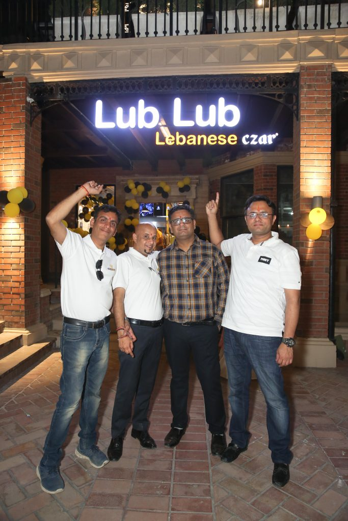 Lub Lub Lebanese - A Mediterranean QSR chain serving delicious and healthy Lebanese and Mediterranean food