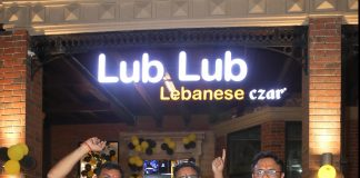 Lub Lub Lebanese - A Mediterranean QSR chain serving delicious and healthy Lebanese and Mediterranean food