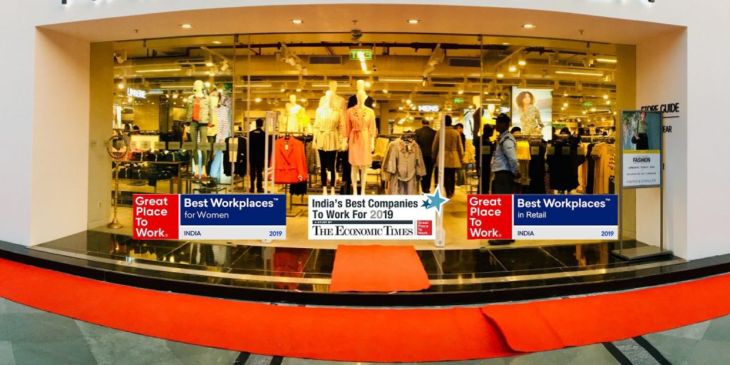 Marks & Spencer Reliance Continues to Deliver Sustainable Growth in India
