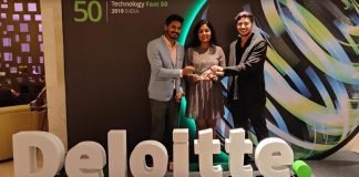 Mobisy Technologies is Ranked as One of India's Fastest Growing Technology Companies by Deloitte Technology Fast 50 India 2019