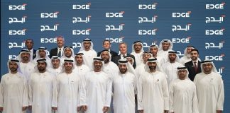 Mohamed bin Zayed Inaugurates EDGE, An Advanced Technology Conglomerate, Poised to Transform Defence Industrial Capabilities