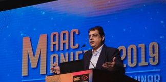 Mr. Pravir Arora, Chief Marketing Officer, Aptech Ltd. at MAAC Manifest