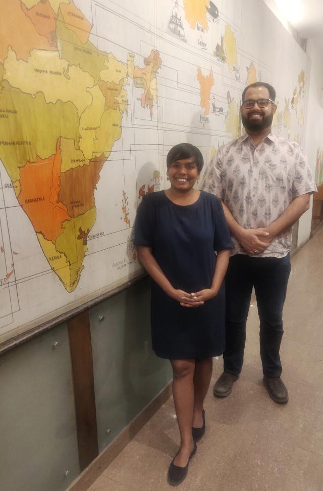 Pallavi Agrawal - Co-Founder/CEO & Pankaj Parwanda - Co-Founder/Director of goStops
