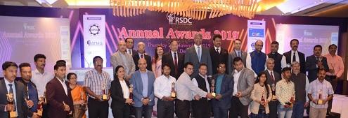 RSDC's Award Ceremony Celebrates Skilling Excellence