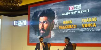 Rana Daggubati at TGS4