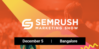 SEMrush to organize the biggest Marketing Show in India