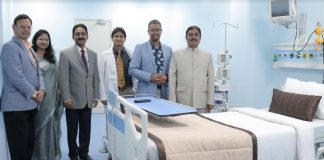 SIMS Hospitals Launches State-of-the-art Stem Cell Transplant Unit