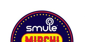 Smule Mirchi Cover Star – New Gems are Discovered