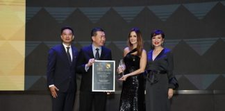 Sussanne Khan Receives Recognition on an International Platform as Asia's Most Influential Designer Award