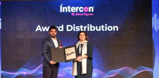 "Vasu Dev Kaushik bags the ""Global Top 50 Tech Leader"" awards hosted by Interncon in Dubai"