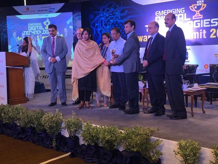 Zefmo wins ASSOCHAM award for best use of AI in emerging technologies