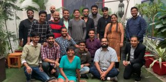 goStops is an emerging startup hostel chain in India
