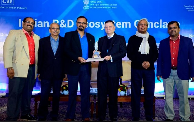 Amara Raja Batteries Limited bags two first time Innovation Centric Awards