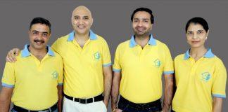 Arvind Raina, Kuldeep Pandit, Sanjeev Kumar Bhiduri and Navita Srinet
