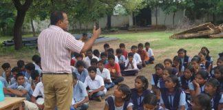 BBG Bangaru Talli Charitable Trust Organized Sessions of Life Skills and Career Guidance