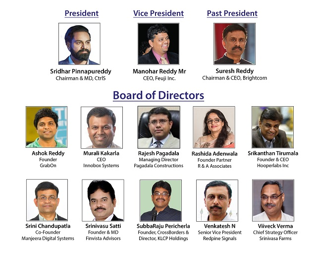 Board of Directors-All- TiE Hyderabad 2020