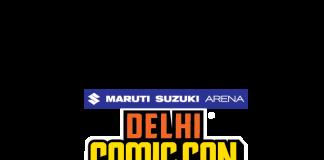 Delhi Comic Con Logo