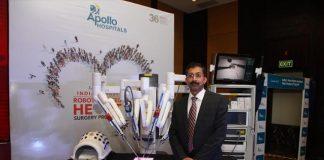 Dr. Sathyaki P Nambala, Sr. Consultant, Cardiac Thoracic and Vascular Surgeon and HoD, Robotic Cardiac Surgery Unit