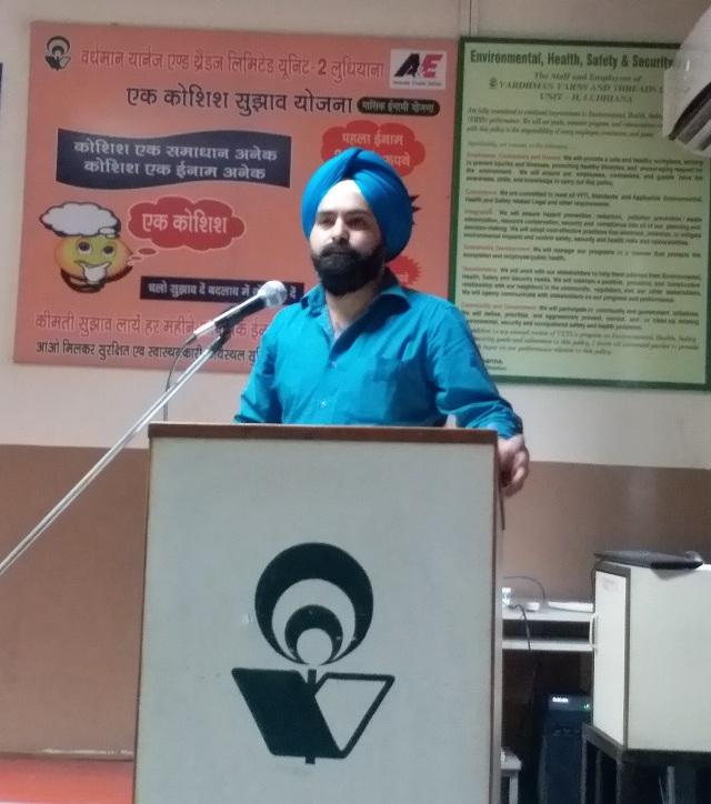 Founder Amanjot Singh