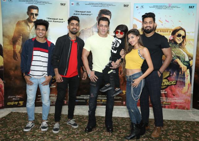 Likee's Partnership with Salman Khan Films Gets Tremendous Response for Dabangg3