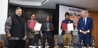 Ministry of Women and Child Development Signs MoU with Tasting India Symposium