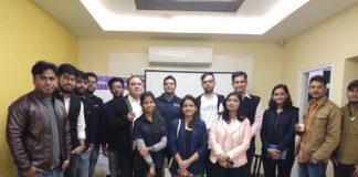 MultiBhashi's Anuradha Agarwal entralls Startup Grind Jaipur community