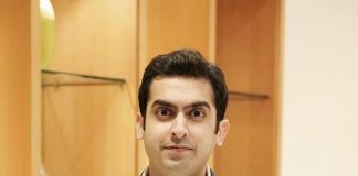 Rachit Chawla, founder and CEO, Finway and Director, Finance & Technology, Risers Accelerator