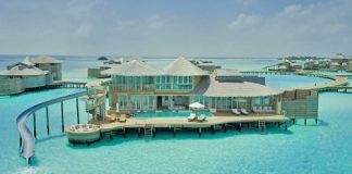 Soneva Jani Resort - 3 Bedroom Water Reserve