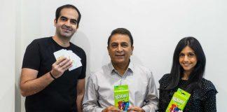 Sunil Gavaskar invests in Board Games Startup, Binca Games