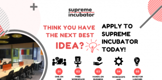 Supreme Cowork Launches Startup Incubator; First Cohort Graduating