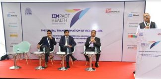 TiE Mumbai and IIM Ahmedabad Alumni Healthcare SIG Organize IIMPACT Health Conference