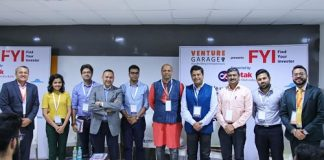 "Venture Garage Conducts ""Find Your Investor"" Programme in Hyderabad, Supported by Kotak Mahindra Bank"