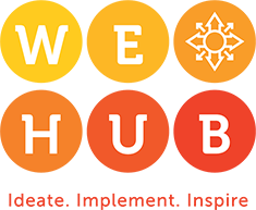 WE Hub Hyderabad Logo