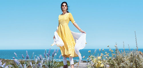 BIBA, leading ethnic wear brand ventures into E-Gifting Space with GyFTR (Vouchagram)