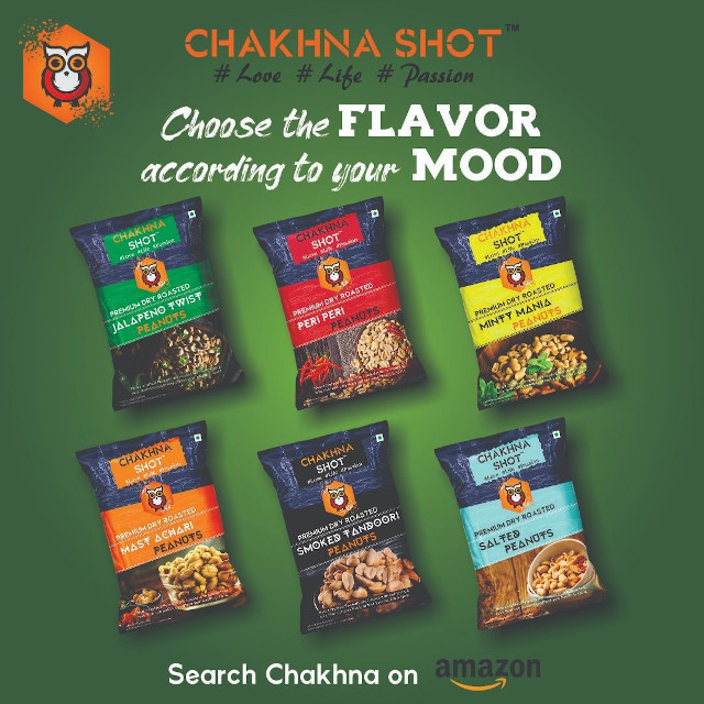 How an IIMA alumunus Startup is Creating a Healthy & trendy Snacking Brand