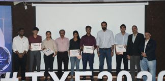 Hyderabad student team Findr, a LinkedIn for blue-collar jobs, wins 10th edition of the TiE Young Entrepreneurs B-Plan Competition