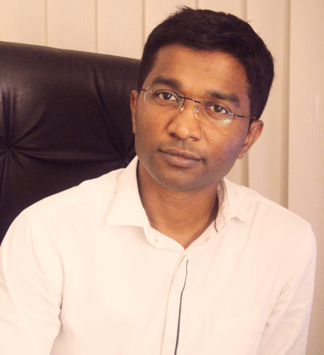 Leemon Ravi - Founder and Chairman, Uthhan