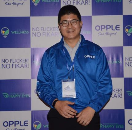 Rambo Zhang, Head of OPPLE India