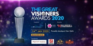 Startup Gadget & Phone repair Brand Phixman.com Announced as Associate Partner with The Great Visioners Awards 2020