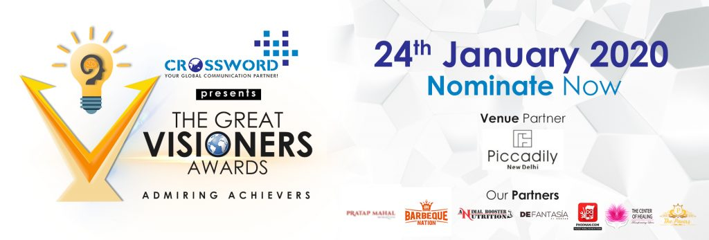 Unveiling 'The Great Visioners Awards' to Honor the Pioneers of the Business Industry