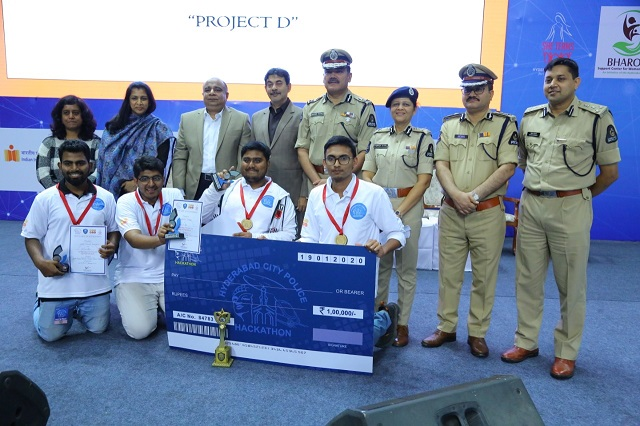WE HUB Collaborates with Hyderabad City Police to incorporate new technologies into policing