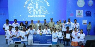 Winners and Runner ups of the Hackathon