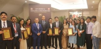 Aster DM Healthcare Wins 6 Awards at AHPI Awards 2020