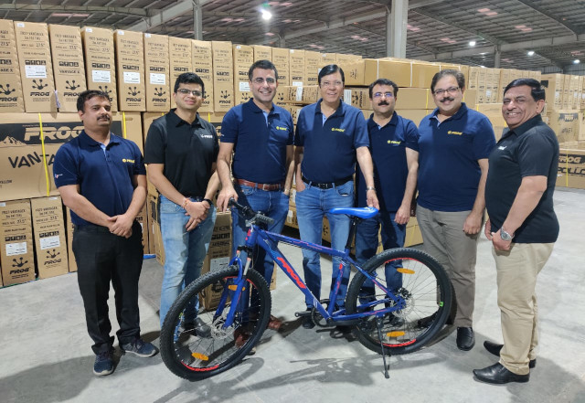 Avaana Capital infuses fresh funds in Frog Cycles