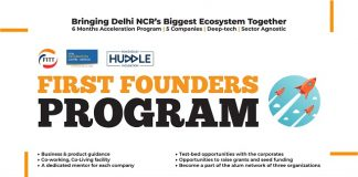 FITT, AIC-BIMTECH AND HUDDLE Incubator Launch FIRST FOUNDERS PROGRAM FOR THE FOUNDERS OF NEW BHARAT