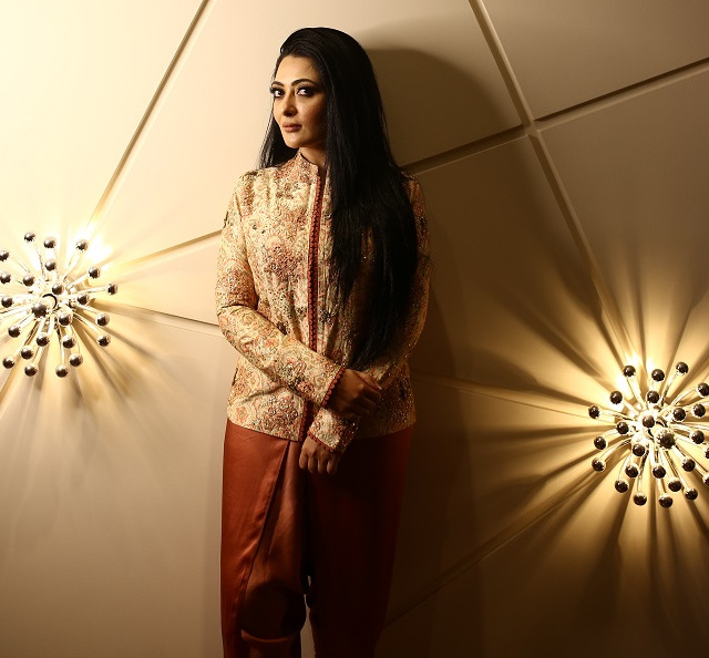 Ms. Tanya M. Sood, creative director and founder of House of Aynat