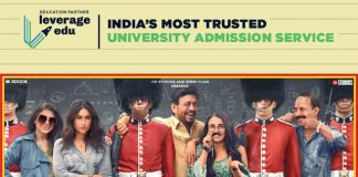Angrezi Medium shakes hands with India's most trusted University Admissions Brand, Leverage Edu