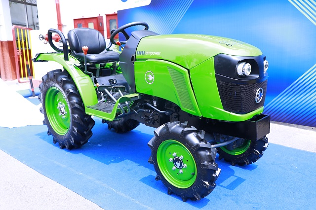 Cellestial Mobility Electric Tractor