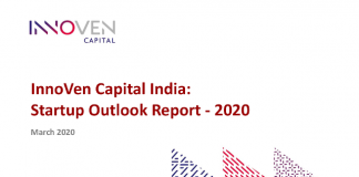 InnoVen Capital releases 'India Startup Outlook Report 2020